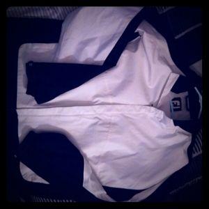 Footjoy windbreaker golf jacket